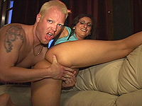 Lascivious party girl enjoys heavy have sexual intercourse.